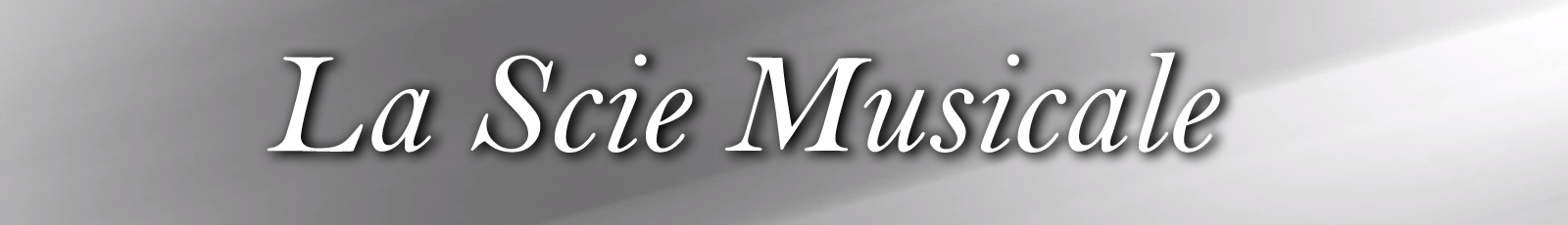 Logo scie musicale