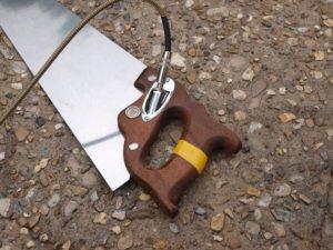 scie musicale électrique ou electric saw américaine